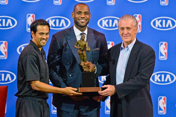After A Fourth MVP Award, Could LeBron James Go Down In History As The Greatest Ever?