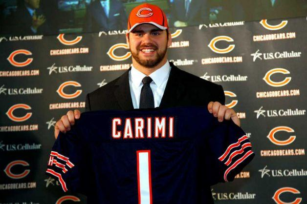 Chicago Bears News: Gabe Carimi Trade Is Wrong