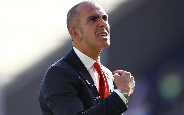 Sunderland manager Paolo Di Canio takes full credit for avoiding relegation