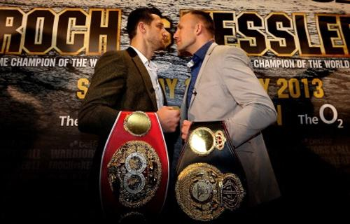 Ready For War: The Moment Of Truth Has Finally Arrived For Carl Froch.
