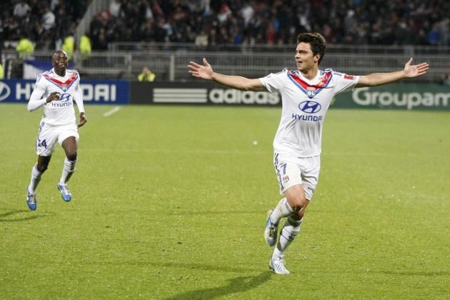 Arsenal Transfer News: Lyon Reject €10 Million Gunners Bid For Clement Grenier