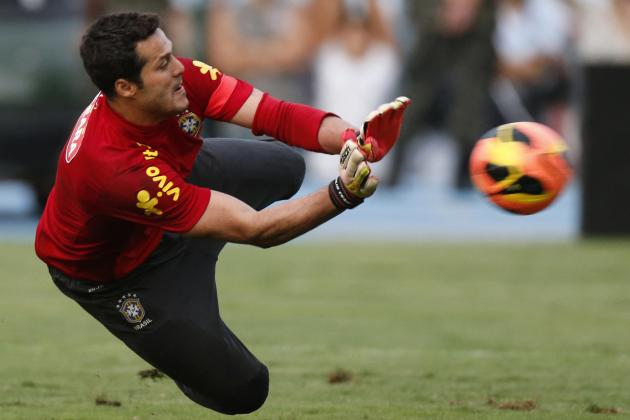 Arsenal Transfer Rumors: Gunners Could Sign Julio Cesar For Only £1.5 Million