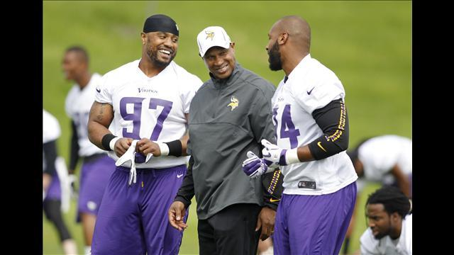 Vikings OTA's Report: Frazier's Young Group's Hopes Rest On Christian Ponder.