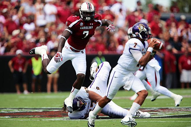 Players To Watch In 2013: Jadeveon Clowney. A New Breed Of Athlete.