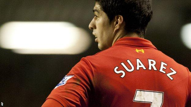 Liverpool Fans Finally See Luis Suarez For What He Is.