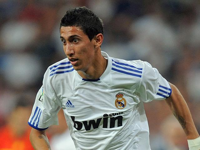Manchester City To Bid For Real Madrid's Angel Di Maria As Chelsea Keep Tabs