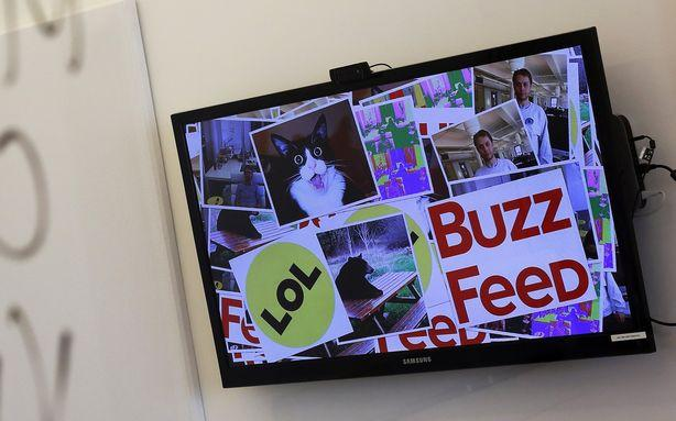 I Can Haz Journalism: The Listicle (And The GIF) As Storytelling Devices