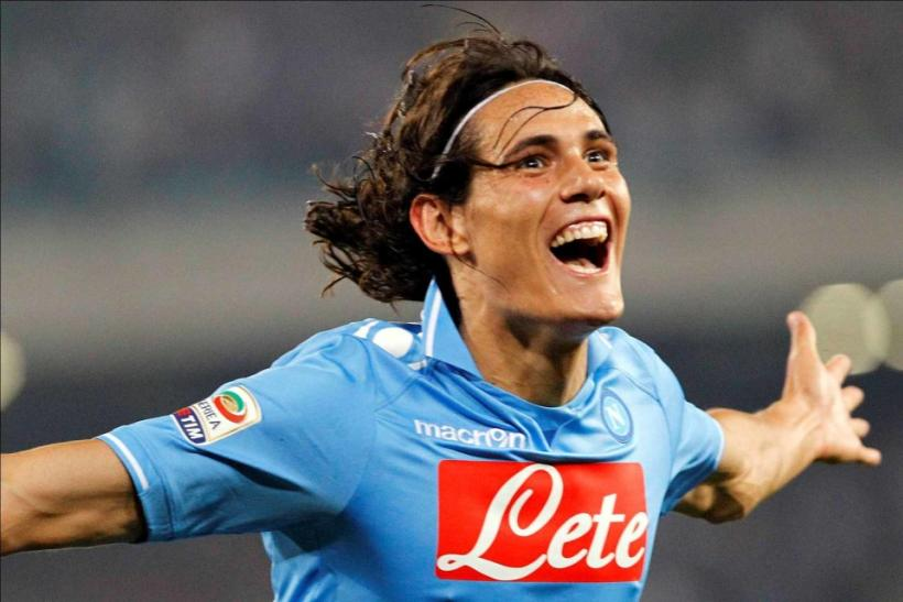 Edinson Cavani's Move To Chelsea To Be Wrapped Up As Manchester City Look To Mario Gomez