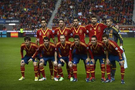 Spain Vs Tahiti FIFA Confederations Cup Preview