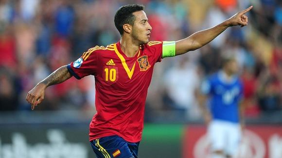 Manchester United Set to Sign Thiago Alcantara