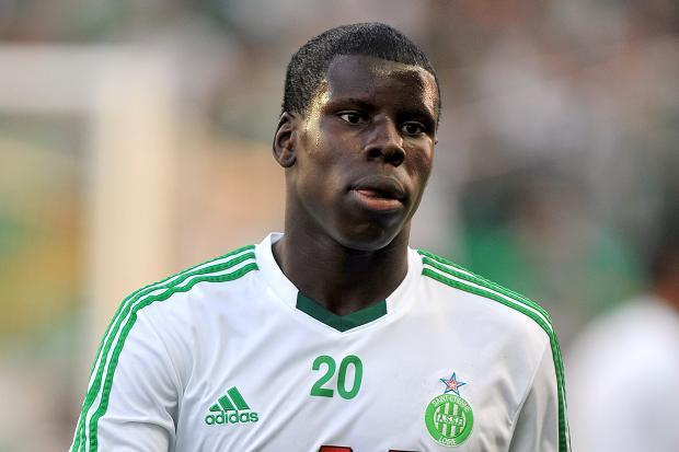 Chelsea Potentially In For Saint-Etienne Defender Kurt Zouma