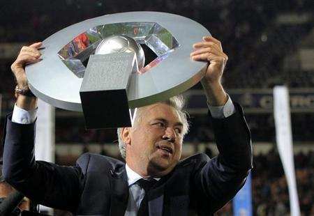Real Madrid Hires Ancelotti While PSG Hires Blanc