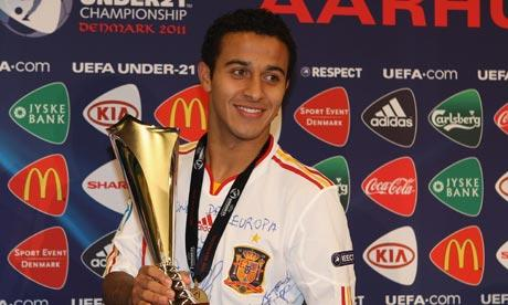 Manchester United 'Agree' Fee for Thiago