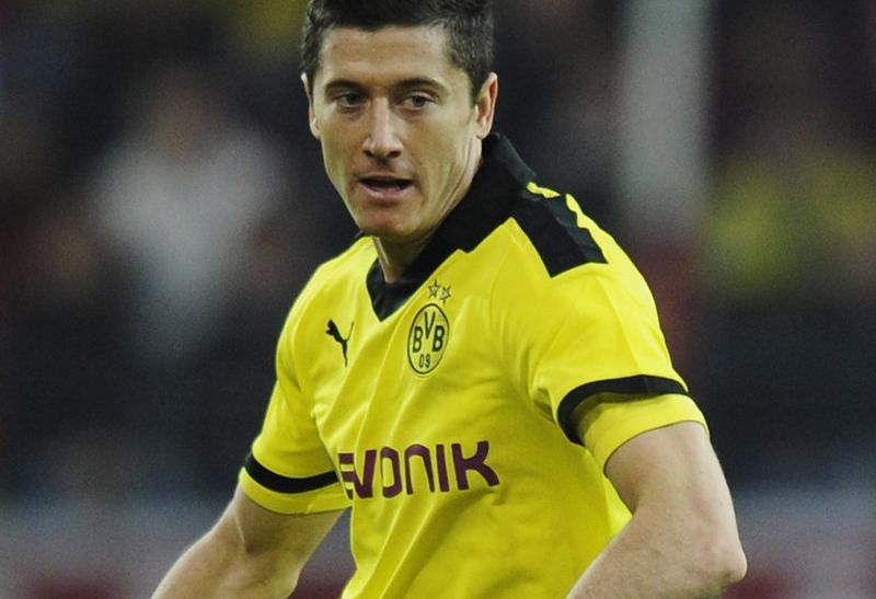 Manchester City linked with Lewandowski