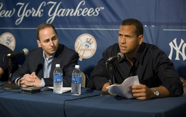 Brian Cashman, Not A-Rod, Should Just Shut Up