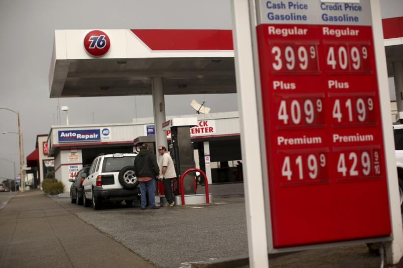 US Gas Prices: Can American Drivers Ever Catch A Break?