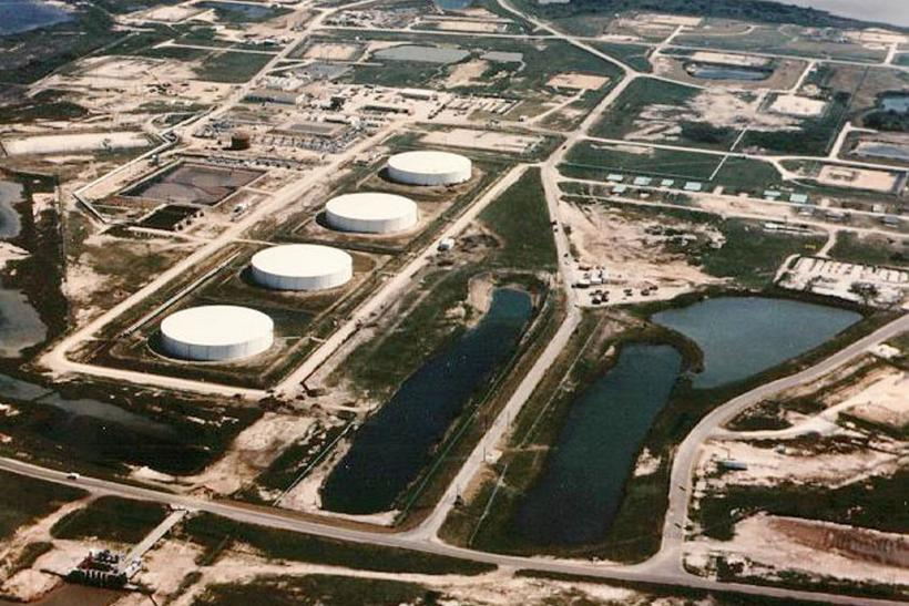 Let's Shut Down The Strategic Petroleum Reserve