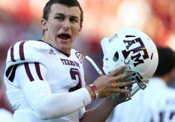 Time For Johnny Manziel To Show Signs Of Maturity
