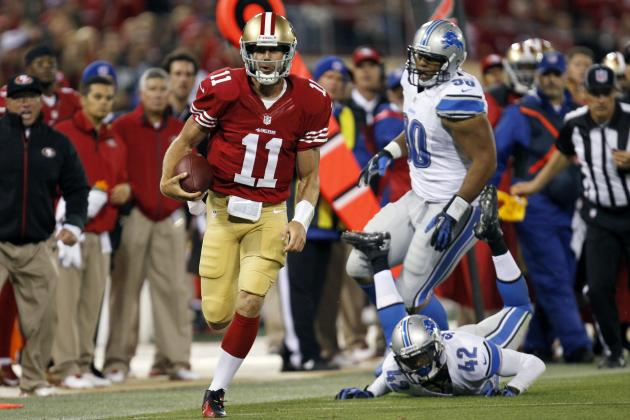 San Francisco 49ers News: Alex Smith A Victim Of His Own Circumstance
