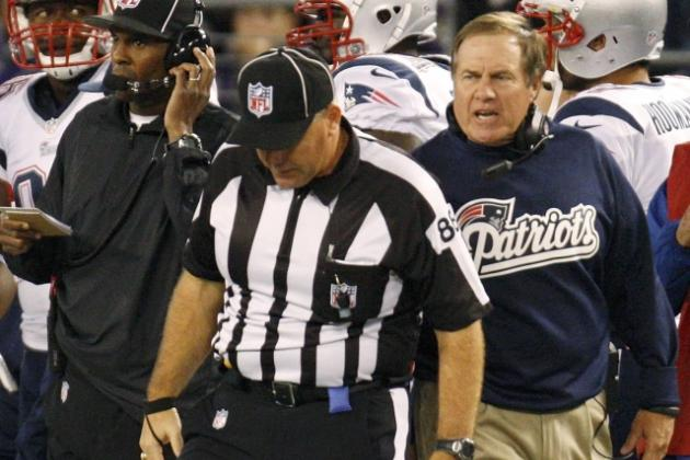 NFL Players & Coaches Have To Take More Responsibility For Replacement Referee Fiasco