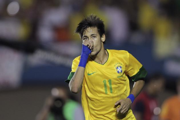 Barcelona Transfer Rumors: Neymar To Barcelona Rumors Denied By Brazilian Club Santos