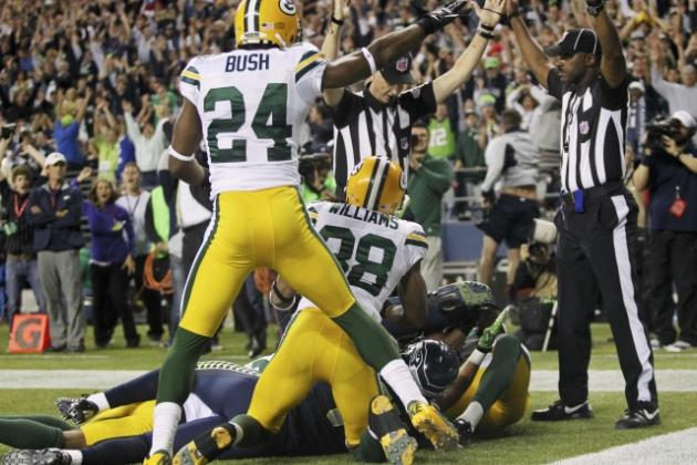 What Happened In Sports Outside The Packers v. Seahawks Controversial Ending?