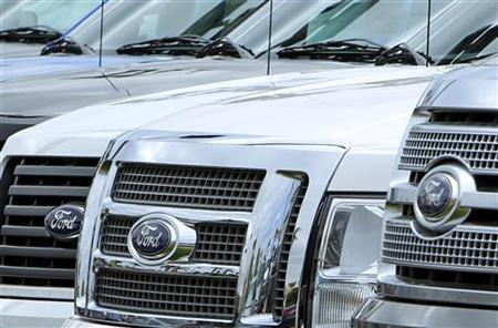 Ford recalls 547,538 Super Duty pickup trucks on post-crash fire risk