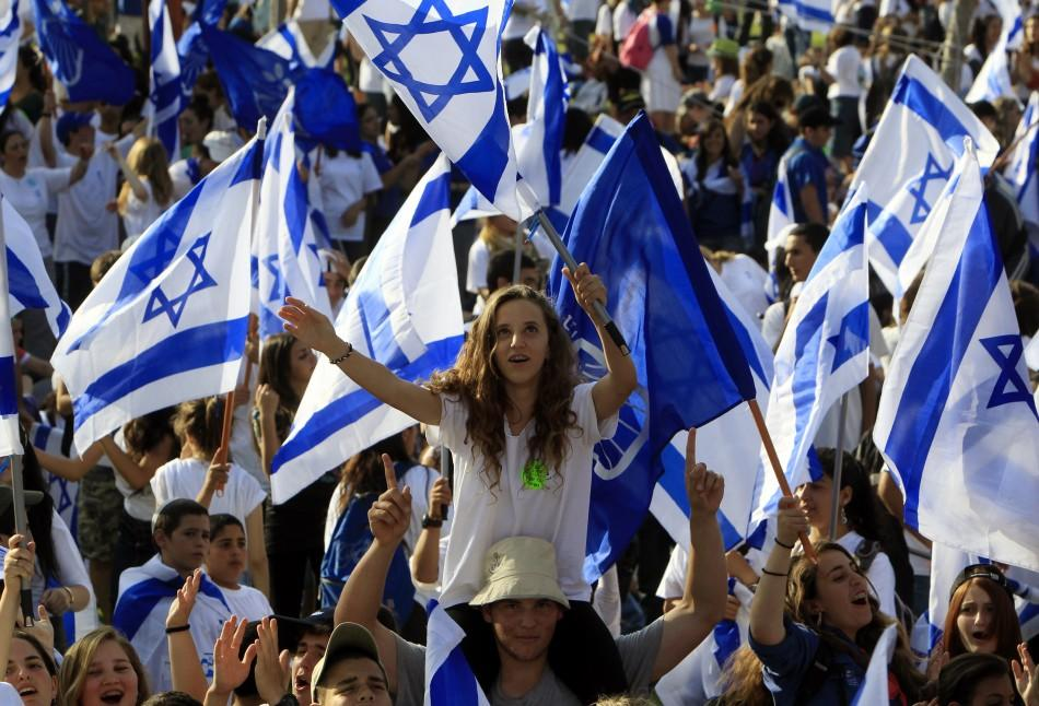 Jerusalem Day Celebration in Israel (1 of 7)