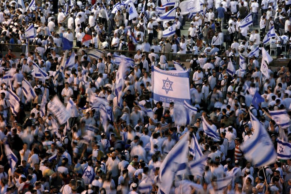 Jerusalem Day Celebration in Israel (4 of 7)