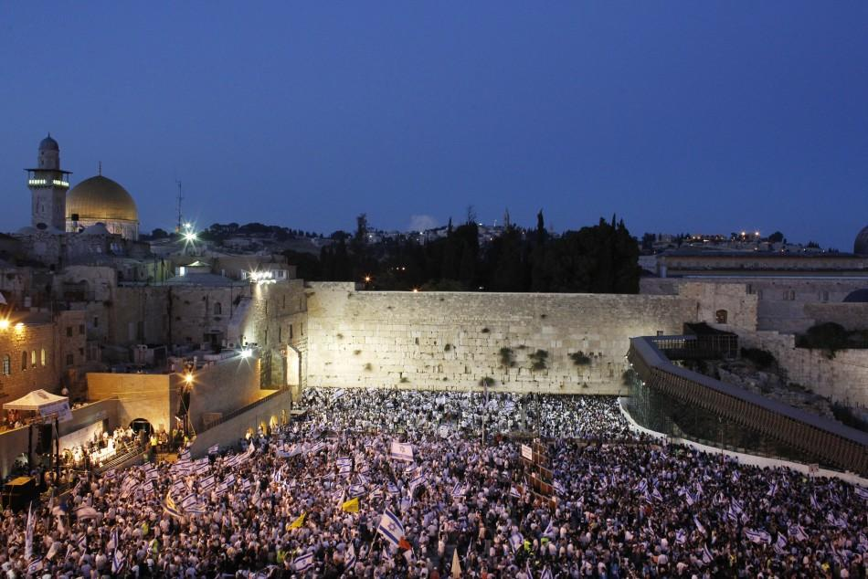Jerusalem Day Celebration in Israel (5 of 7)