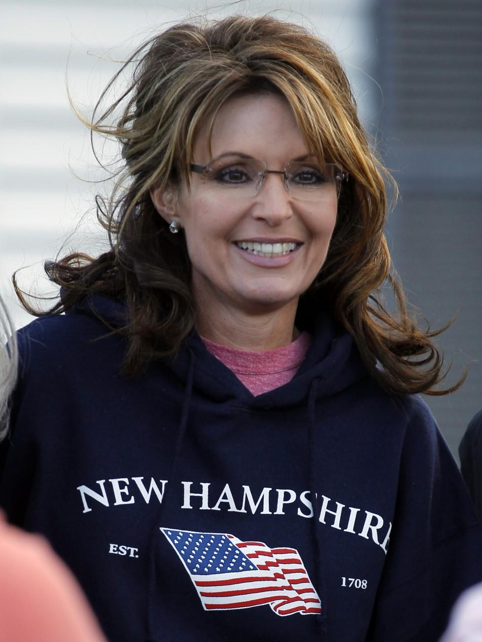 Palin in New Hampshire