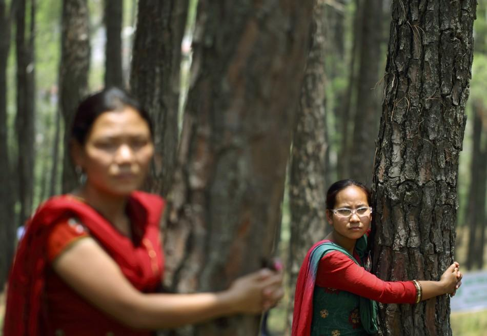 WED: Nepal Tree Huggers (4 of 5)