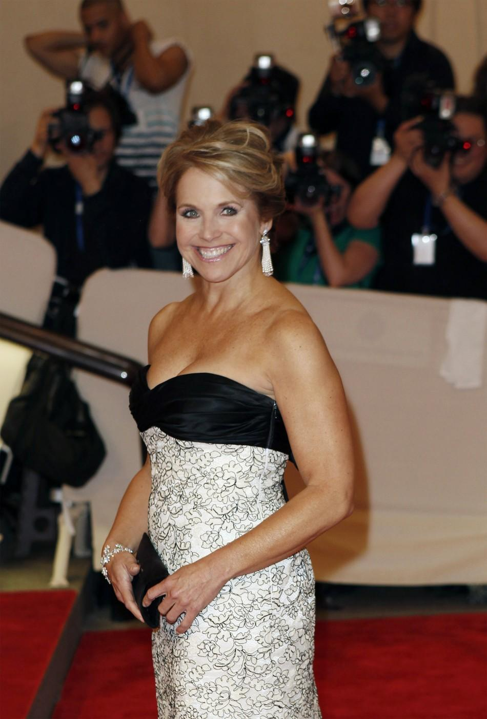 Katie Couric Gets Her Own Talk Show