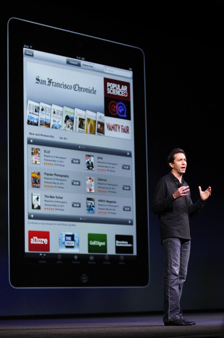 Scott Forstall, Senior Vice President of iOS Software at Apple Inc., talks about iOS5 for the iPhone at WWDC