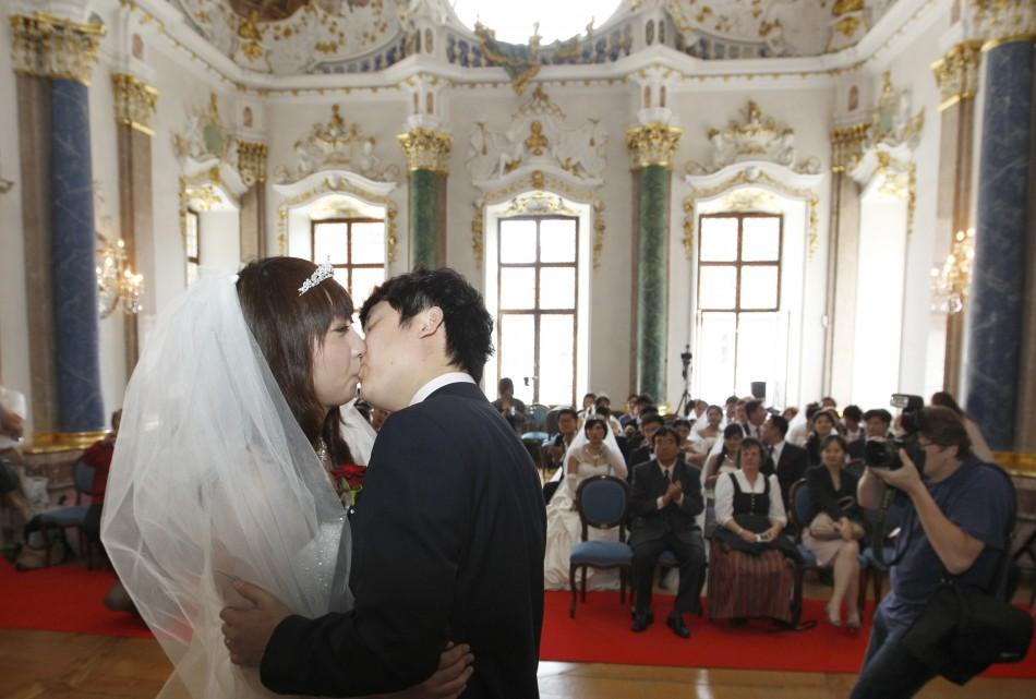 Chinese Newlyweds in Germany (5 of 5)