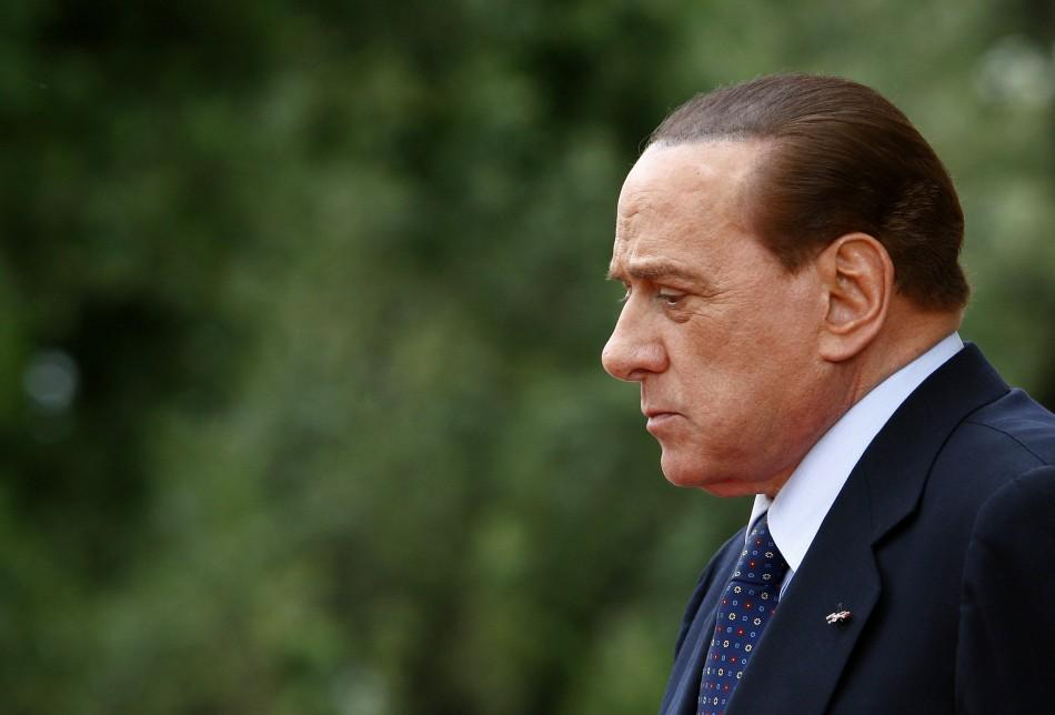 A defiant Berlusconi said on Wednesday he was not worried about an order to stand trial for paying for sex with an underage girl and abuse of power, and vowed to see out his term until 2013.