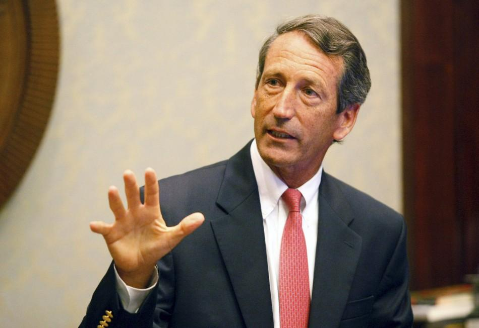 Former SC Gov. Mark Sanford to challenge Trump in primary