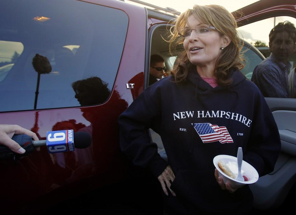 Sarah Palin is quitting her bus tour