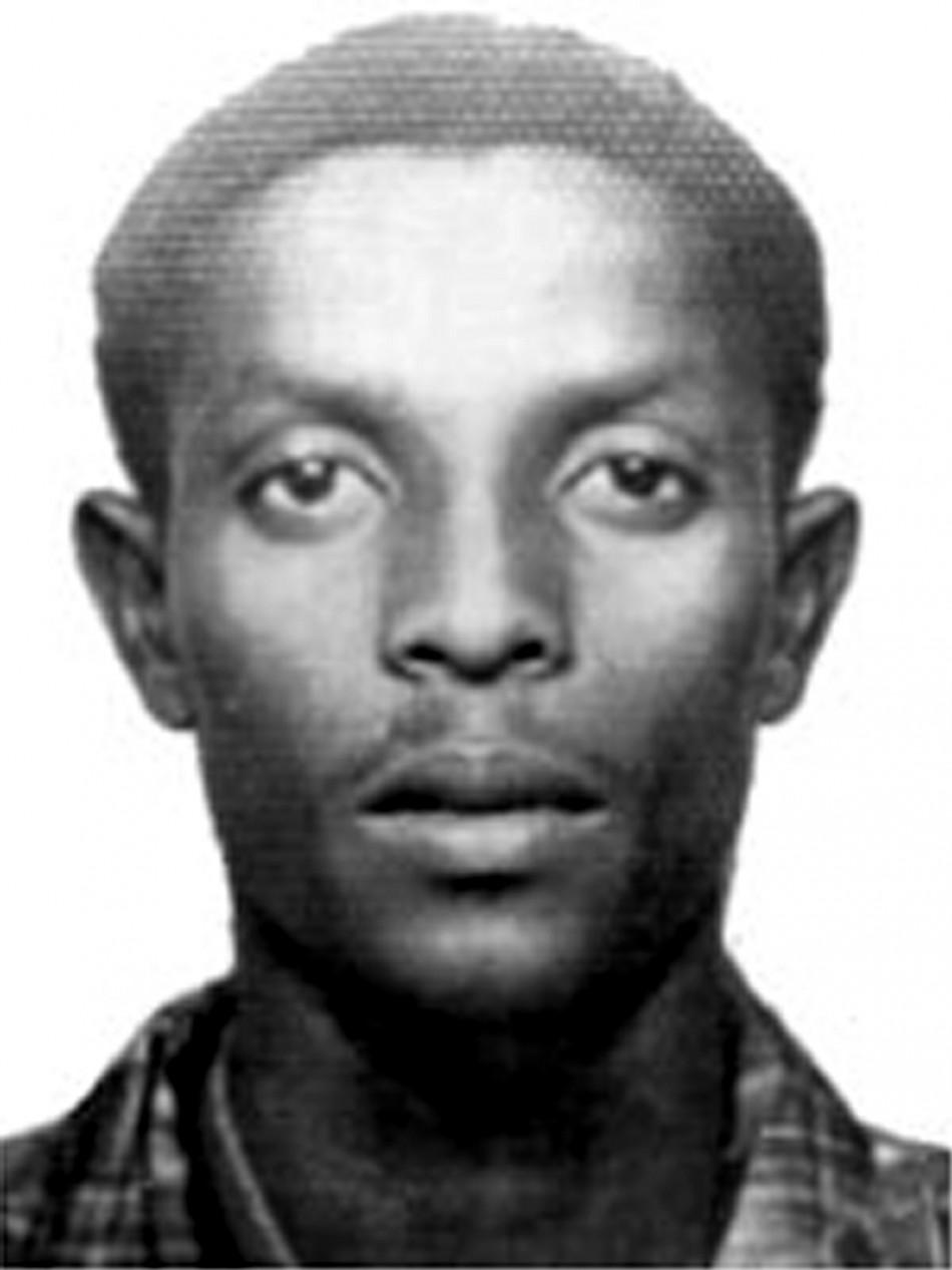 "A picture taken from the U.S. Federal Bureau of Investigation (FBI) website of their ""Most Wanted Te.."