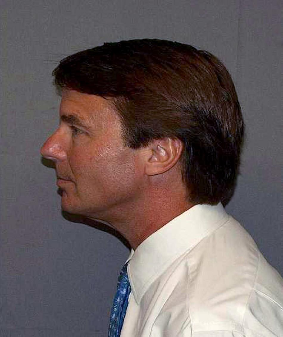 John Edwards' mug shot