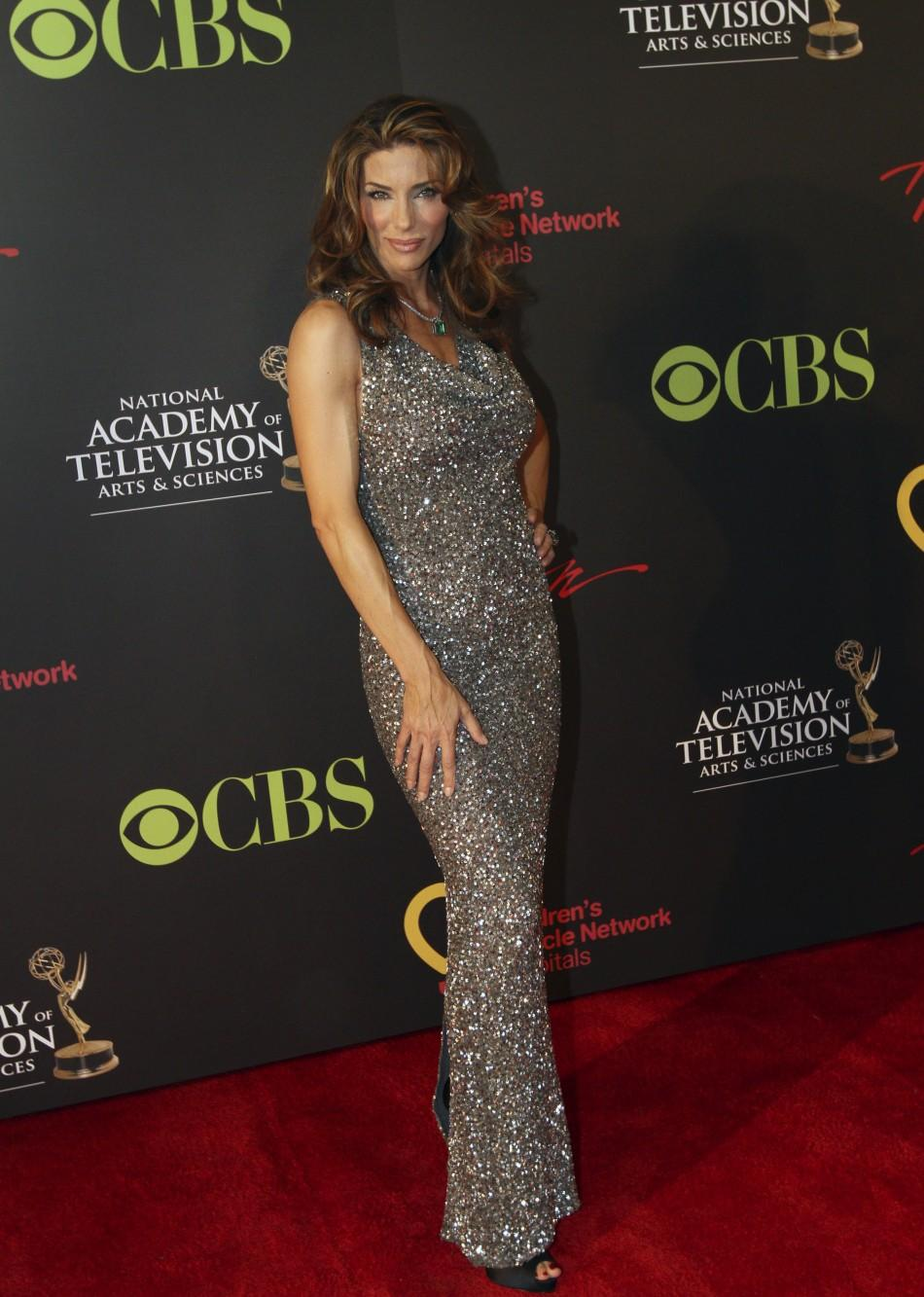 Actress Jennifer Flavin arrives at the 38th Annual Daytime Entertainment Emmy Awards at the Las Vegas Hilton in Las Vegas