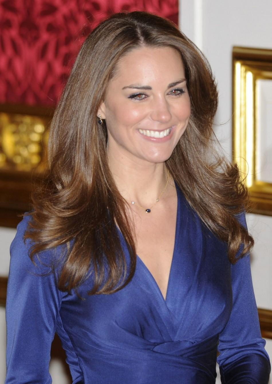 Kate Middleton in Issa London