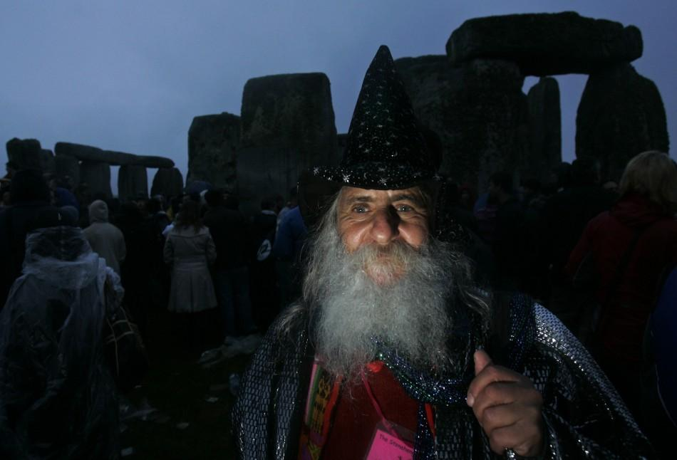 Summer Solstice: Unique images of celebration across the world.