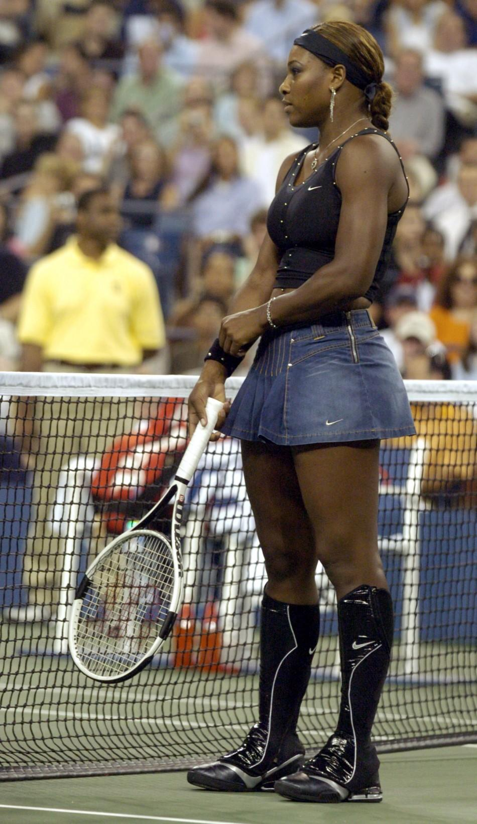 Pictures Top 10 Outrageous Tennis Outfits Of All Time