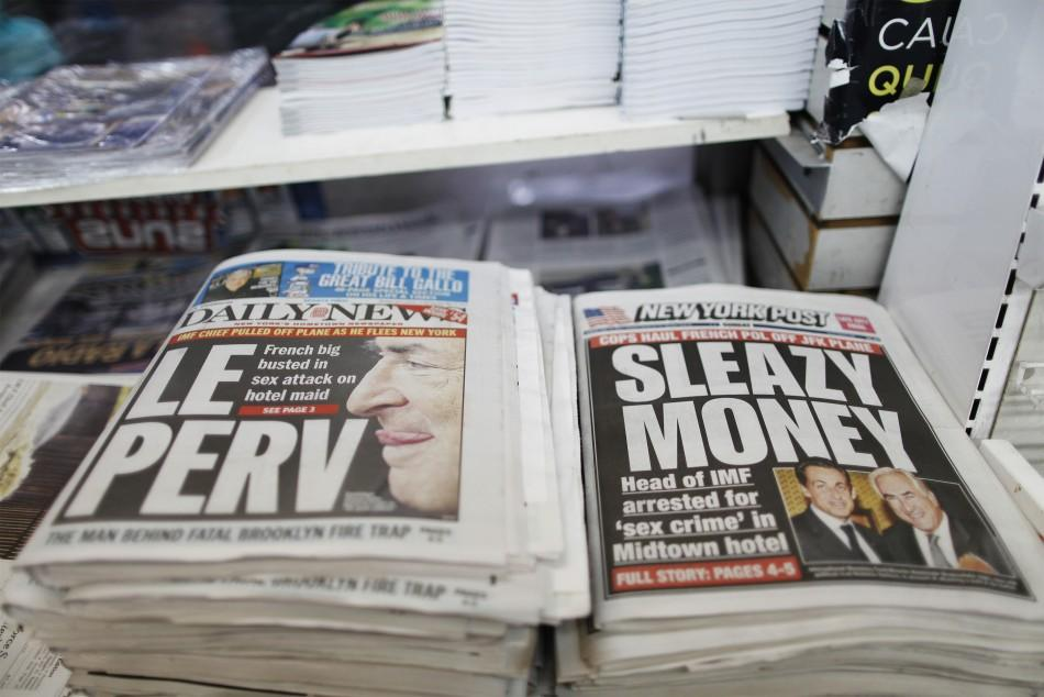 New York Post and New York Daily News