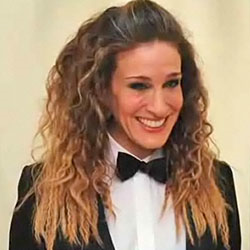 Sarah Jessica Parker as Carrie Bradshaw in Sex and the City 2