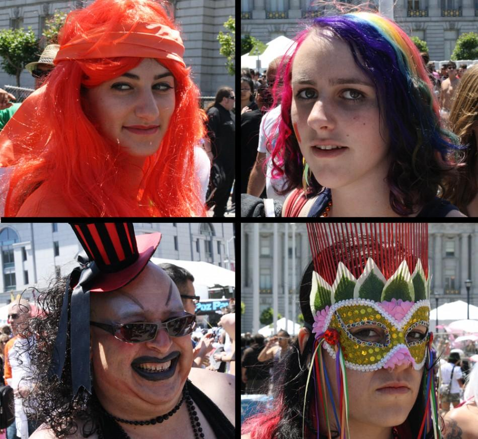 San Francisco hosts 41st Pride Parade 2011