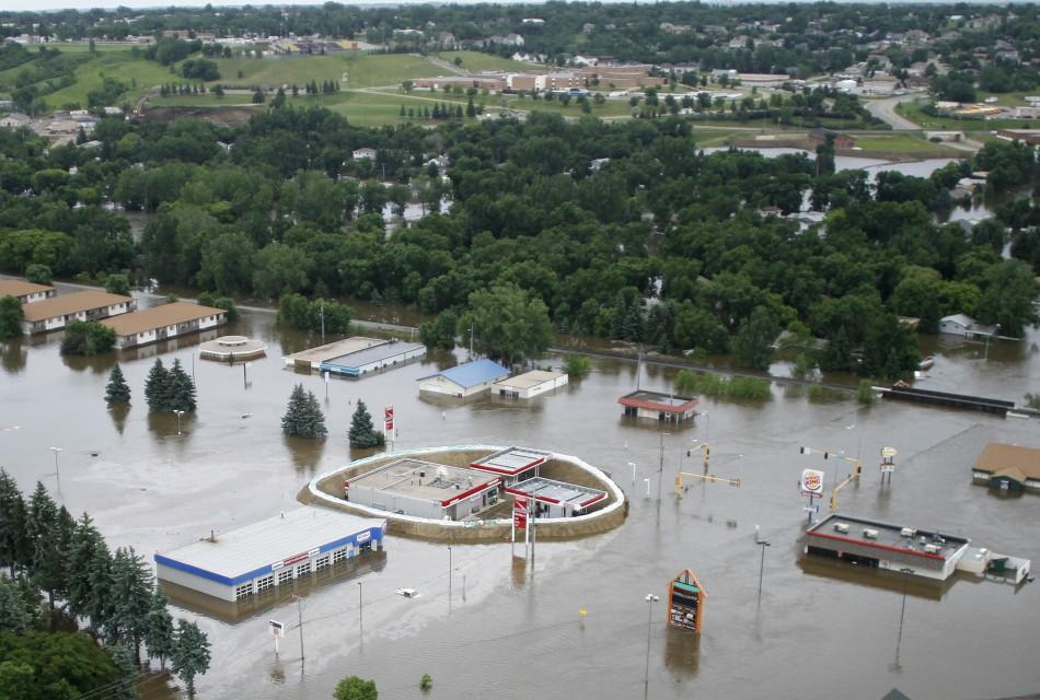 North Dakota Floods