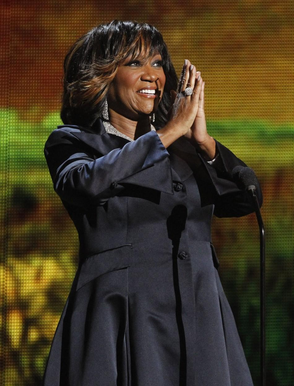 BET Awards June 2011: Patti LaBelle honored with Lifetime Achievement Award.