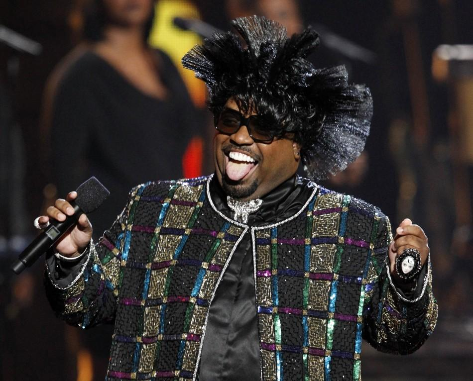 Cee-Lo Green wears a Patti LaBelle wig while performing a tribute to the lifetime achievement award winner at the 2011 BET Awards in Los Angeles June 26, 2011.